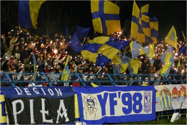 PP Arka - Lech, 28.11.2004 (5)