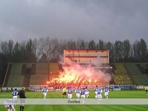 PP GKS Katowice - Lech, 12.04. 2004 (6)
