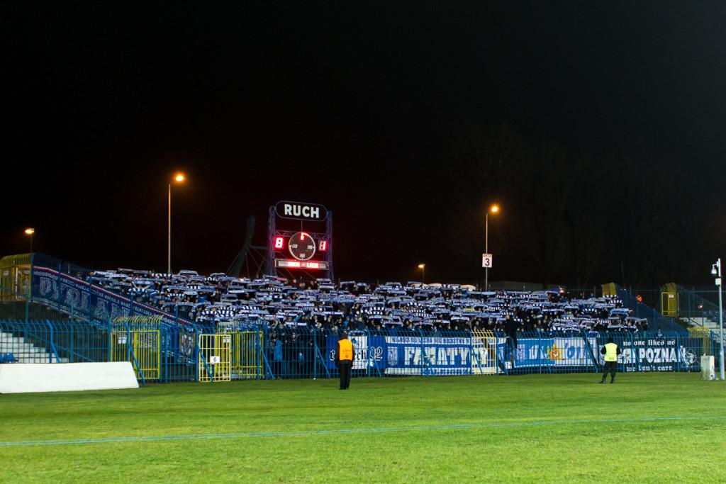 Ruch Chorzów - Lech, 12.03. 2016 (5)
