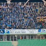 Legia Warszawa - Lech Poznań, 15.04.2016