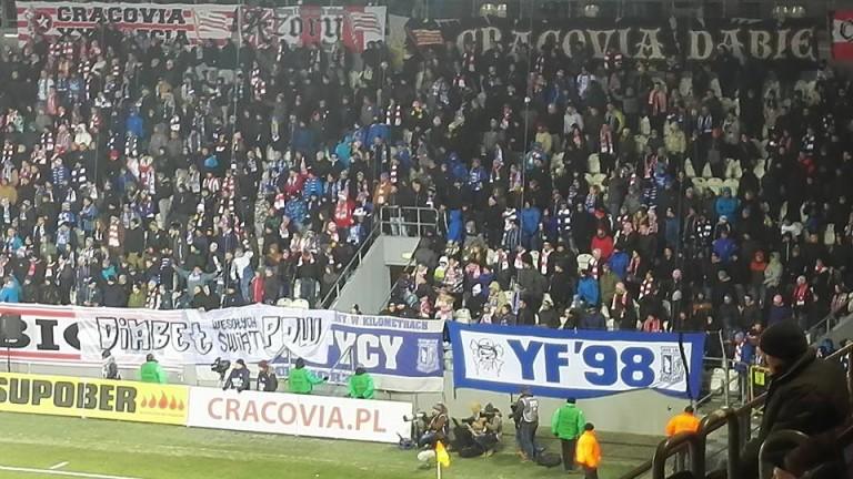 Cracovia - Lech, 17.12. 2016 (2)