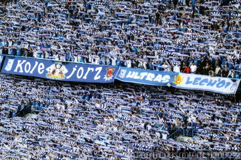 Lech - Legia, 16.04. 2011 (8)