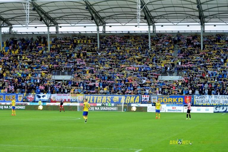 Arka - Cracovia, 19.09. 2016 (2)