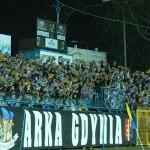 Arka Gdynia - Lech Poznań, 21.03.2007