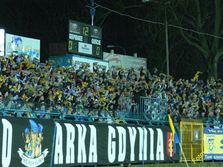 PE Arka - Lech, 21.03. 2007 (1)