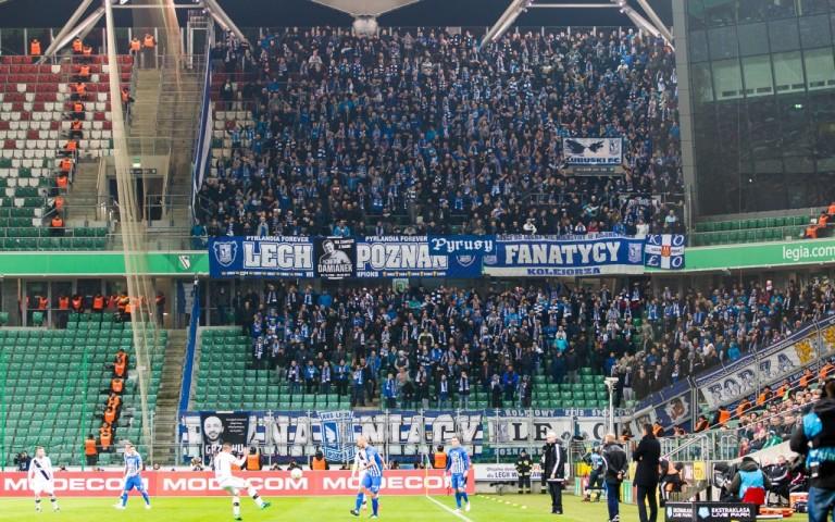 Legia - Lech, 22.10. 2016 (25)