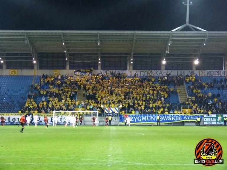 Motor Lublin - KSZO, 12.10. 2016 (1)