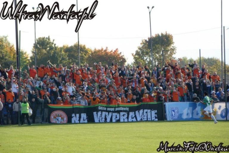 Warta - Zagłębie, 4.10. 2008 (3)