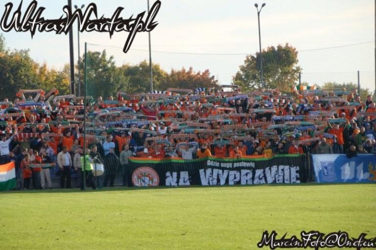 Warta - Zagłębie, 4.10. 2008 (6)