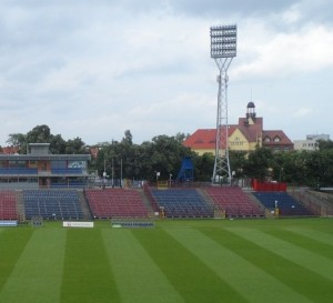 Szczecin sektor gości