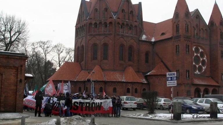 VII Marsz Zwycięstwa, Ostrów Wlkp., 11.02. 2017 (3)