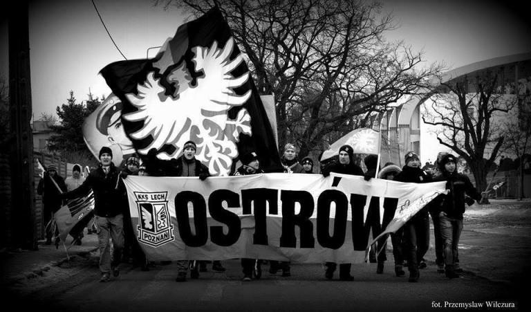VII Marsz Zwycięstwa, Ostrów Wlkp., 11.02. 2017 (4)