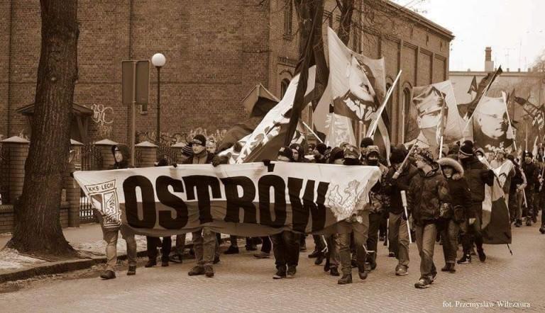 VII Marsz Zwycięstwa, Ostrów Wlkp., 11.02. 2017 (7)