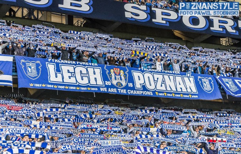 Lech - Górnik Łęczna, 19.03. 2017 (2)