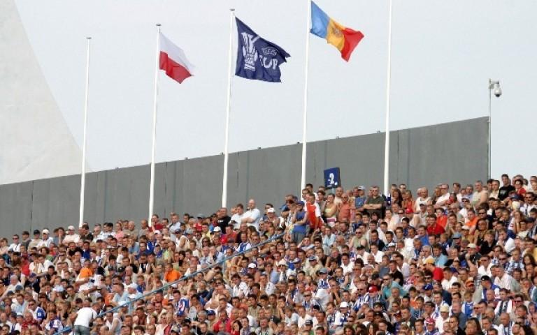 PI Lech - FC Tiraspol, 8.07. 2006 (2)