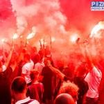 Lech Poznań - FK Pelister (Bitola), 29.06.2017