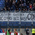 GTS Wisła Kraków - Lech Poznań, 2.04.2018